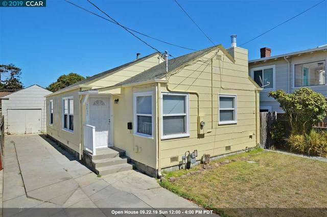 2437 Lowell Ave., Richmond, CA 94804 (#40882565) :: Armario Venema Homes Real Estate Team