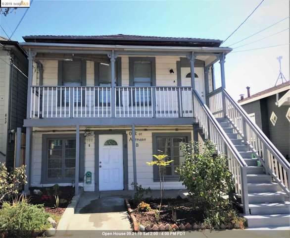 840 Oak St, Alameda, CA 94501 (#40882795) :: Blue Line Property Group