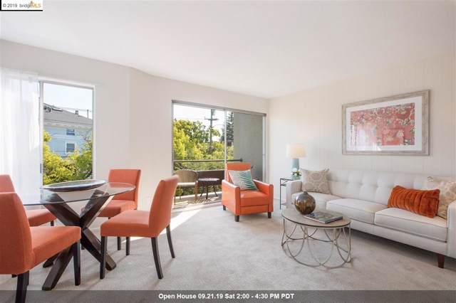 401 Monte Vista Ave. #306, Oakland, CA 94611 (#40882826) :: Armario Venema Homes Real Estate Team