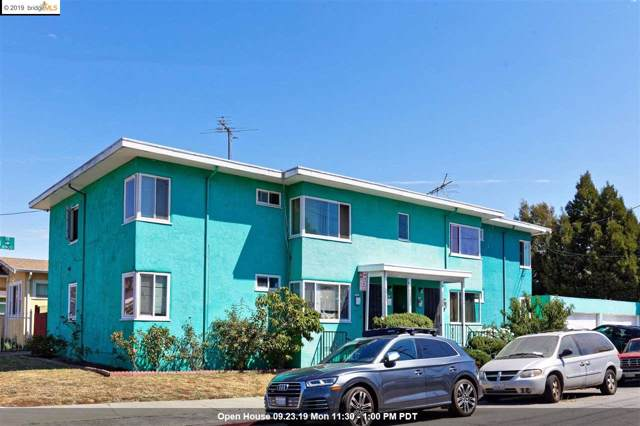 8910 Plymouth St, Oakland, CA 94621 (#40883013) :: Blue Line Property Group