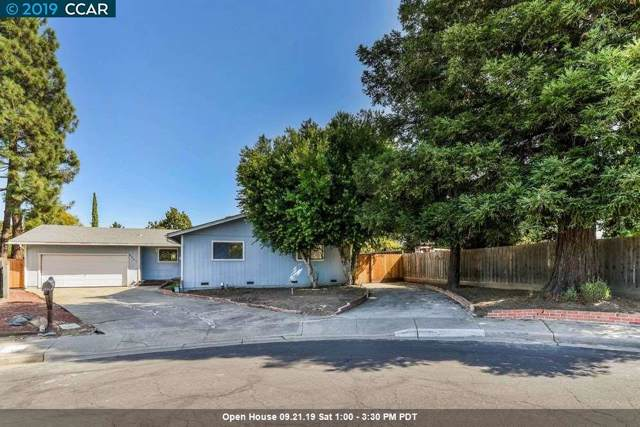 3967 Kauri Ct, Concord, CA 94521 (#40883042) :: Blue Line Property Group