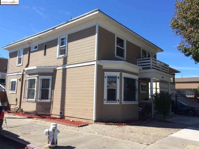 634 Bissell Ave, Richmond, CA 94801 (#40885216) :: Armario Venema Homes Real Estate Team