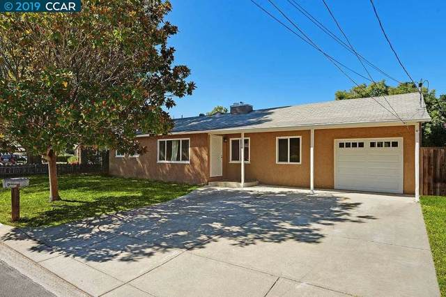 1341 Rosemary Ln, Concord, CA 94518 (#40885719) :: The Lucas Group