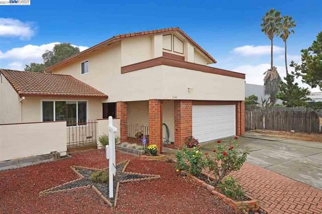 2544 Mistletoe Dr, Hayward, CA 94545 (#40885914) :: Armario Venema Homes Real Estate Team