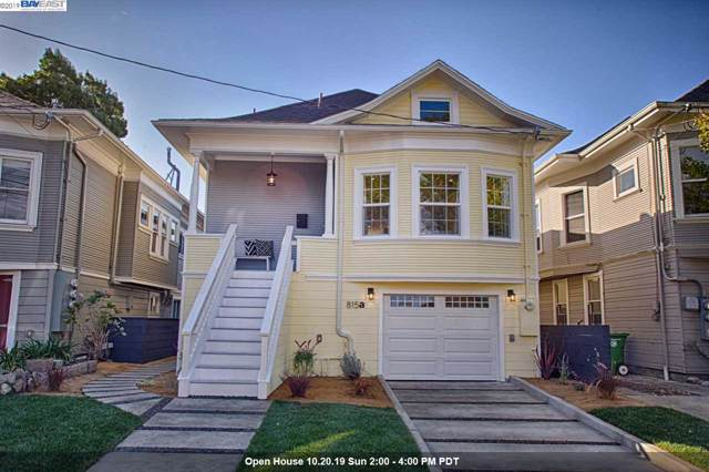 815 Aileen St, Oakland, CA 94608 (#40886301) :: The Spouses Selling Houses