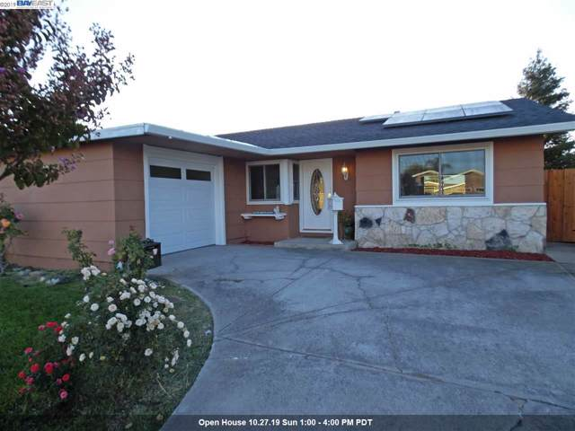 1117 Marigold Rd, Livermore, CA 94551 (#40886340) :: Realty World Property Network