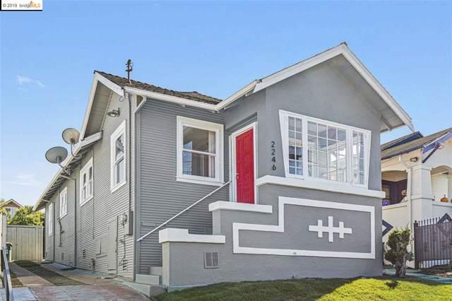 2246 Ransom Ave, Oakland, CA 94601 (#40886442) :: Realty World Property Network
