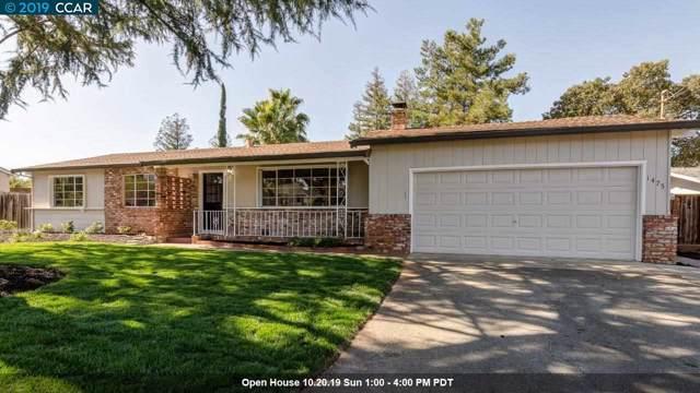 1475 El Camino Dr, Clayton, CA 94517 (#40886484) :: Armario Venema Homes Real Estate Team