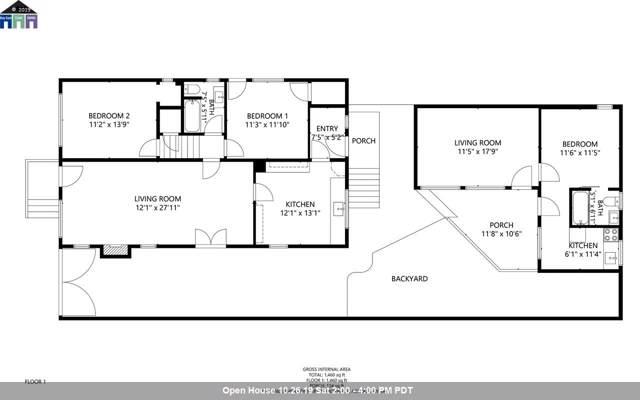3221 Macarthur Blvd, Oakland, CA 94602 (#40886689) :: Realty World Property Network