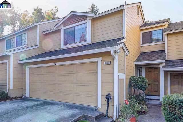 1228 Oak Hill Ct, Pinole, CA 94564 (#40888242) :: Armario Venema Homes Real Estate Team