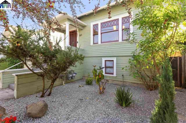 345 49th St, Oakland, CA 94609 (#40888431) :: Armario Venema Homes Real Estate Team
