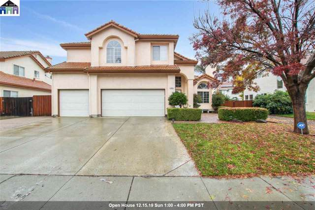 835 Fieldstone Ct, Brentwood, CA 94513 (#40890442) :: The Lucas Group