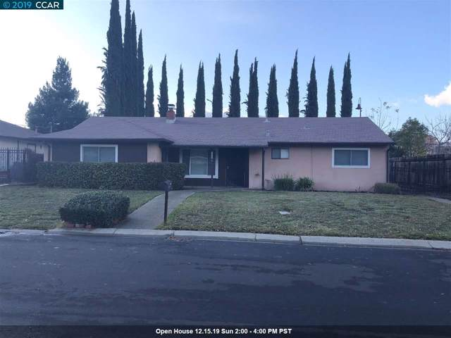 2448 Geraldine Dr, Pleasant Hill, CA 94523 (#40890577) :: Blue Line Property Group