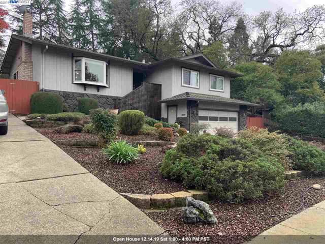 1531 Castle Hill Rd, Walnut Creek, CA 94595 (#40890733) :: Blue Line Property Group