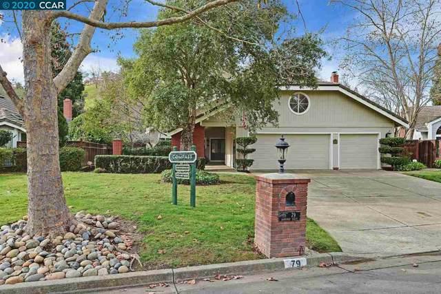 79 Oakridge Ct, Danville, CA 94506 (#40892371) :: Realty World Property Network