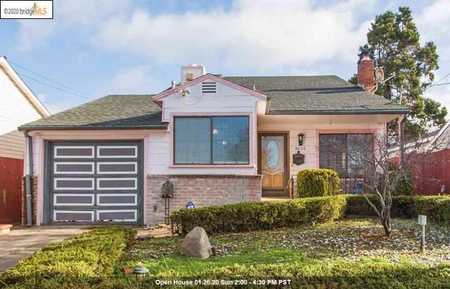 9870 Elmar Ave, Oakland, CA 94603 (#40892410) :: Armario Venema Homes Real Estate Team