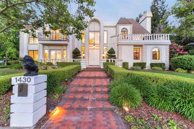 1430 Bent Oak Ln, Danville, CA 94506 (#40892459) :: Realty World Property Network
