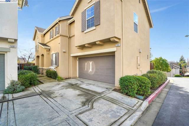1657 Renaissance Lane, San Leandro, CA 94578 (#40892788) :: Armario Venema Homes Real Estate Team