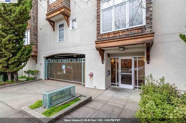 2029 Channing Way 2A, Berkeley, CA 94704 (#40893001) :: Armario Venema Homes Real Estate Team