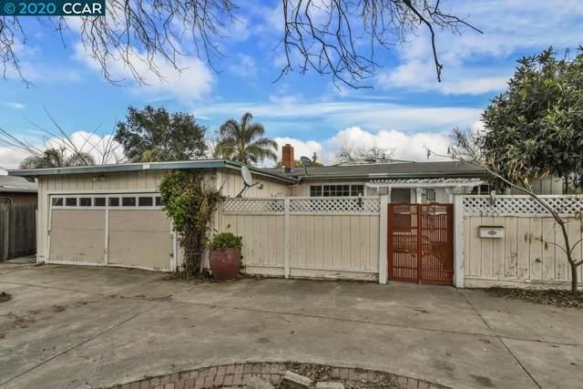 4321 Cowell Rd, Concord, CA 94518 (#40893071) :: Armario Venema Homes Real Estate Team