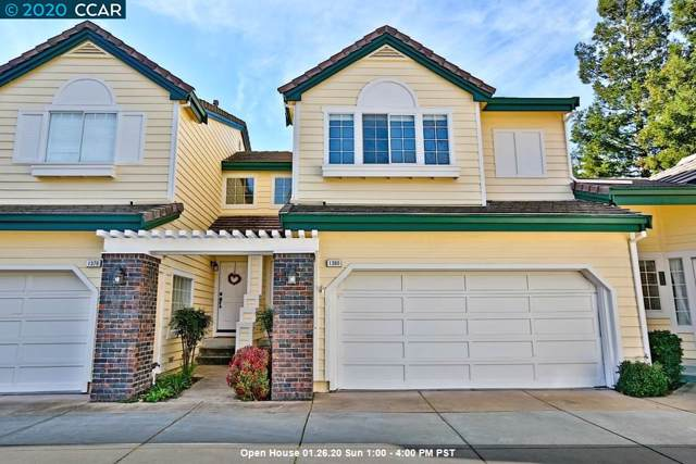 1380 Shell Ln, Clayton, CA 94517 (#40893315) :: Blue Line Property Group
