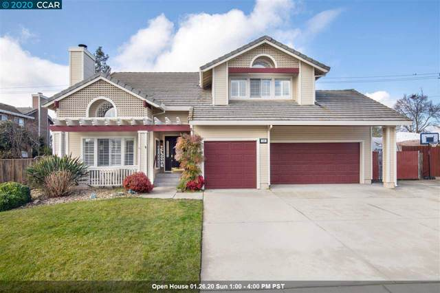 148 Meadow Brook Court, Oakley, CA 94561 (#40893343) :: The Lucas Group