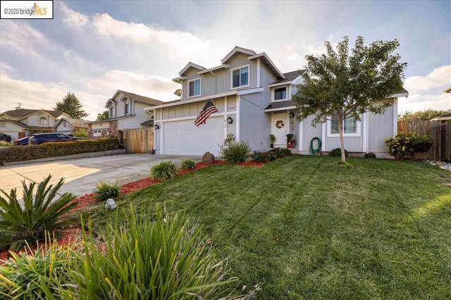 912 Clay Ct, Antioch, CA 94509 (#40893348) :: Blue Line Property Group