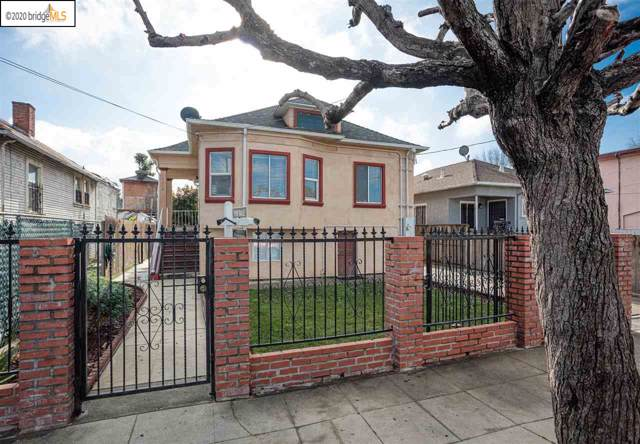 1234 97Th Ave, Oakland, CA 94603 (#40893391) :: Armario Venema Homes Real Estate Team