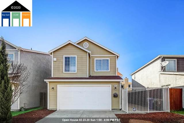 247 Ruby Ave, Richmond, CA 94801 (#40895244) :: Armario Venema Homes Real Estate Team