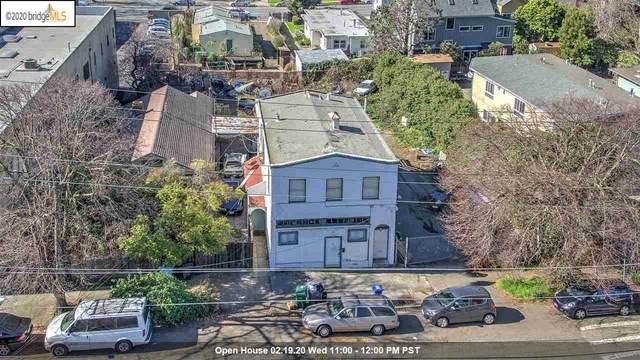 1920 10th St, Berkeley, CA 94710 (#40895323) :: Armario Venema Homes Real Estate Team