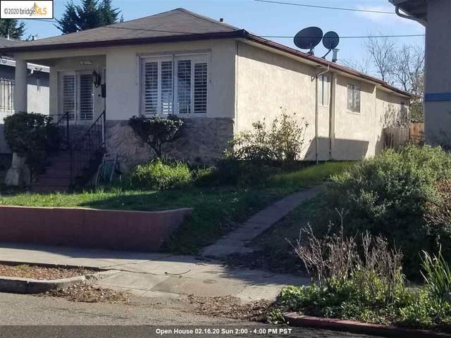 1314 Parker St, Berkeley, CA 94702 (#40895334) :: Armario Venema Homes Real Estate Team