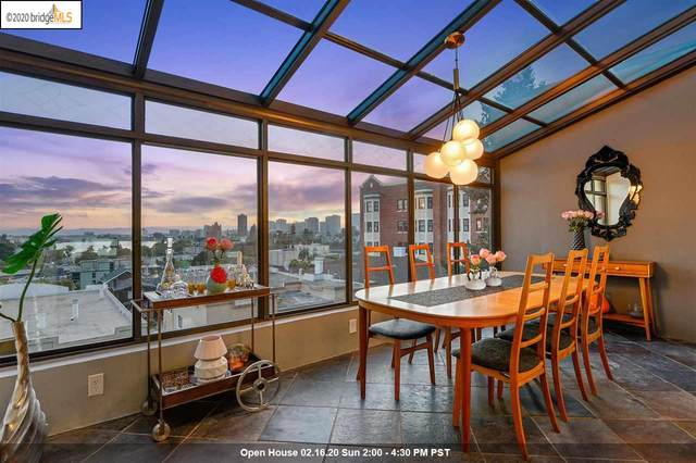 525 Mandana Blvd #402, Oakland, CA 94610 (#40895412) :: Armario Venema Homes Real Estate Team