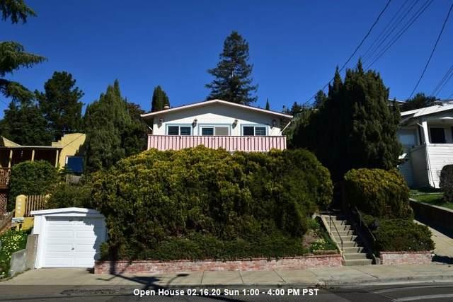 6424 Outlook Avenue, Oakland, CA 64605 (#40895519) :: Armario Venema Homes Real Estate Team