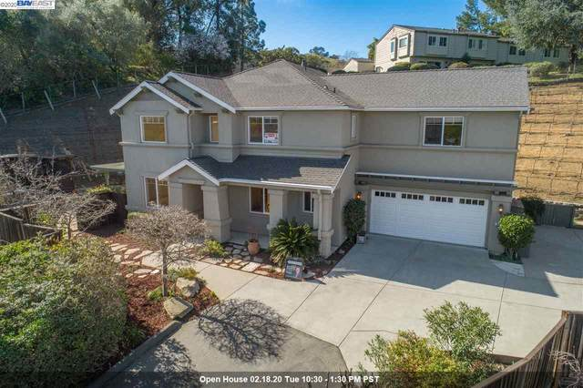 330 Denise Ln, Lafayette, CA 94549 (#40895583) :: Realty World Property Network