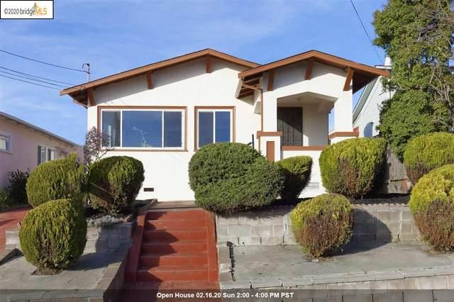1364 E 32Nd St, Oakland, CA 94602 (#40895584) :: Armario Venema Homes Real Estate Team