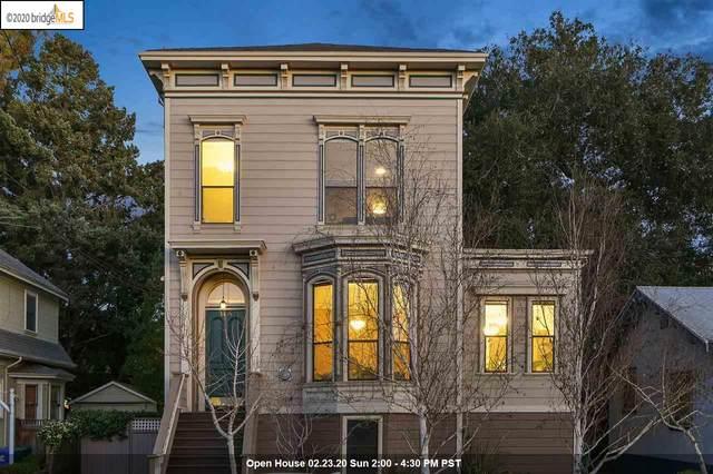 1418 Cottage St, Alameda, CA 94501 (#40895600) :: Armario Venema Homes Real Estate Team