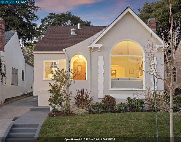 4107 Waterhouse Rd, Oakland, CA 94602 (#40895603) :: Armario Venema Homes Real Estate Team