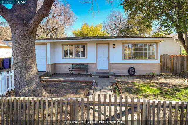 263 Campbell Ln, Pleasant Hill, CA 94523 (#40895718) :: Armario Venema Homes Real Estate Team