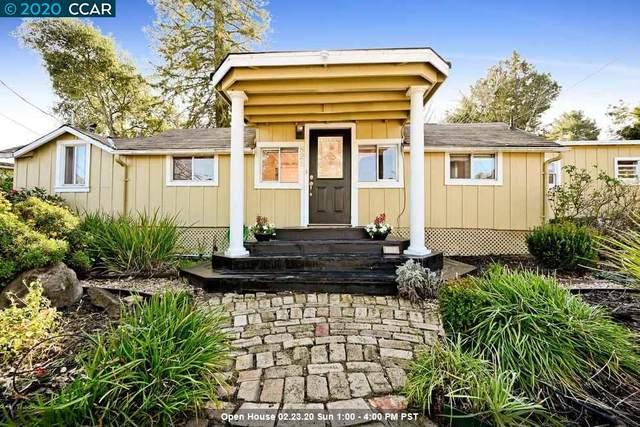 825 Golf Club Circle, Pleasant Hill, CA 94523 (#40895741) :: Kendrick Realty Inc - Bay Area