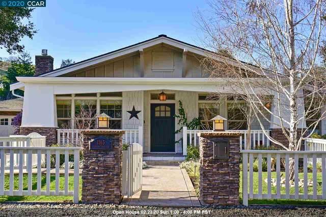 1163 Pleasant Hill Cir, Lafayette, CA 94549 (#40896098) :: Kendrick Realty Inc - Bay Area