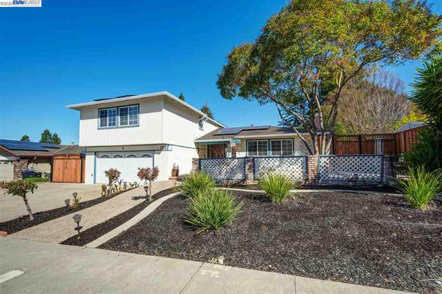 702 Sylvaner Drive, Pleasanton, CA 94566 (#40896150) :: Kendrick Realty Inc - Bay Area