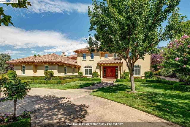3618 Pontina Ct., Pleasanton, CA 94566 (#40896220) :: Kendrick Realty Inc - Bay Area