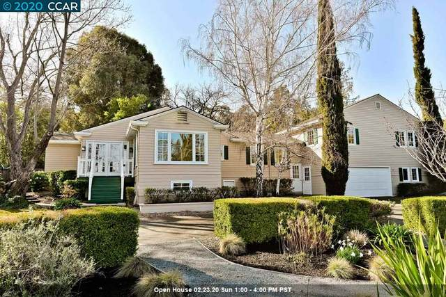 25 Las Lomas Place, Walnut Creek, CA 94598 (#40896380) :: Kendrick Realty Inc - Bay Area