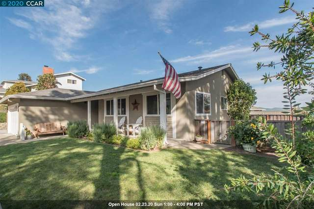 114 Chianti Pl, Pleasant Hill, CA 94523 (#40896424) :: Kendrick Realty Inc - Bay Area