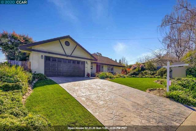 575 Odin Dr, Pleasant Hill, CA 94523 (#40896440) :: Kendrick Realty Inc - Bay Area