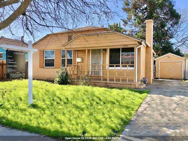 10741 Acalanes, Oakland, CA 94603 (#40896445) :: Kendrick Realty Inc - Bay Area