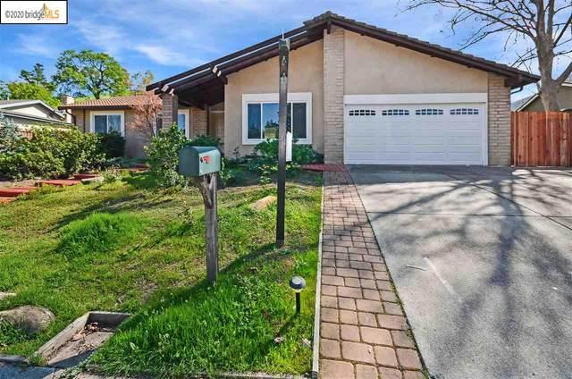 128 Regency Dr, Clayton, CA 94517 (#40899016) :: Blue Line Property Group