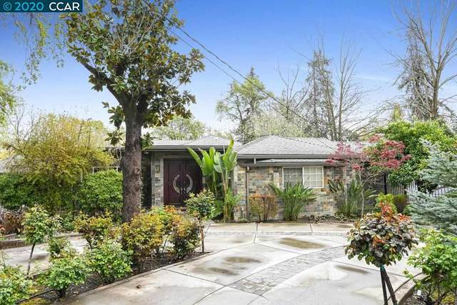 2700 Cherry Ln, Walnut Creek, CA 94597 (#40899530) :: Realty World Property Network