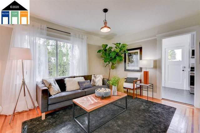 5737 Claremont Ave, Oakland, CA 94618 (#40899699) :: Armario Venema Homes Real Estate Team