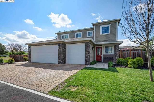 1500 Arroyo Rd, Livermore, CA 94550 (#40899898) :: The Grubb Company